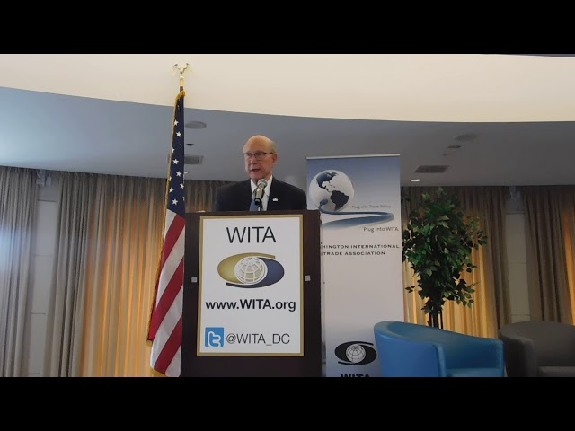 12/12/17-WITA Discussion with Amb. Max Baucus, Chairman Pat Roberts and Grant Aldonas-Part 2