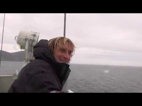 Documentary BERING 2013 / Intercontinental Swim Across The Bering Strait