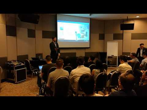 The Future of Crypto with Coinme Event on 16/11/2017 at NUS Suntec Guild House