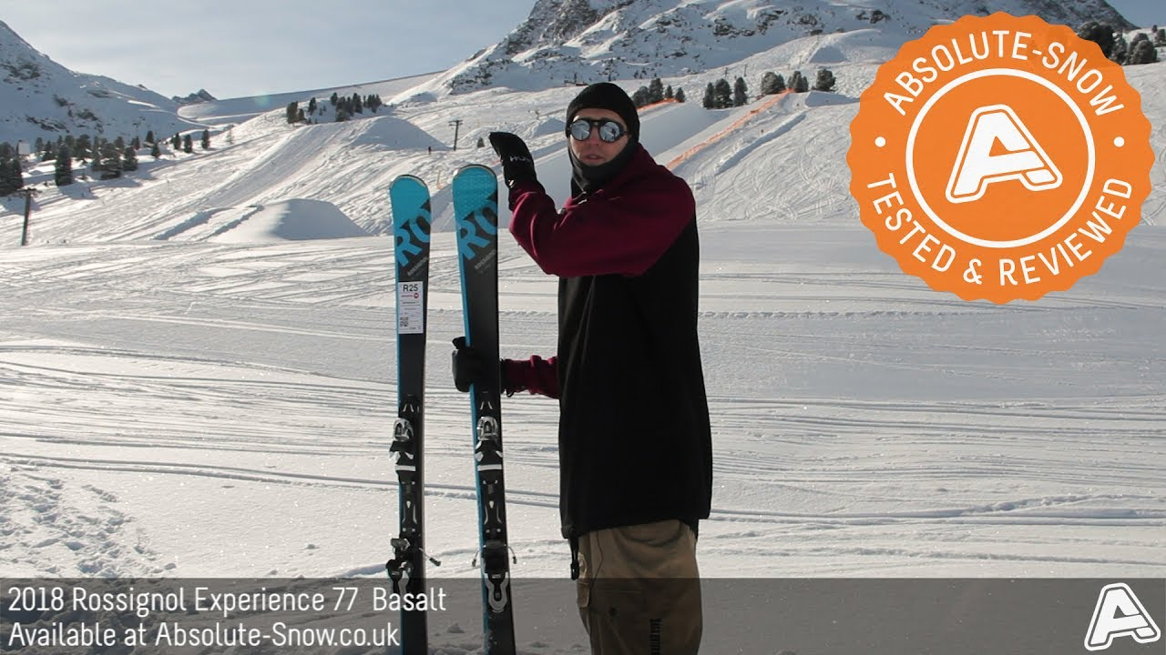 Rossignol experience basalt skis video review