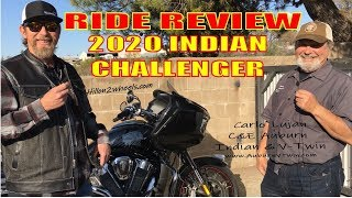 2020 Indian Challenger REVIEW