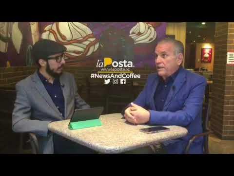 News And Coffee: Santiago Cuesta