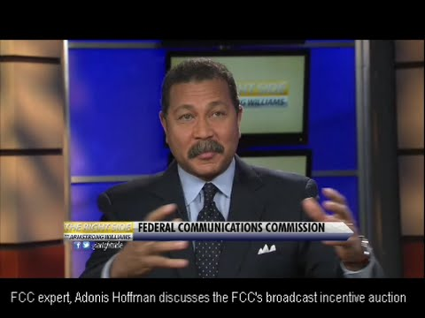 Adonis Hoffman Comments on the FCC
