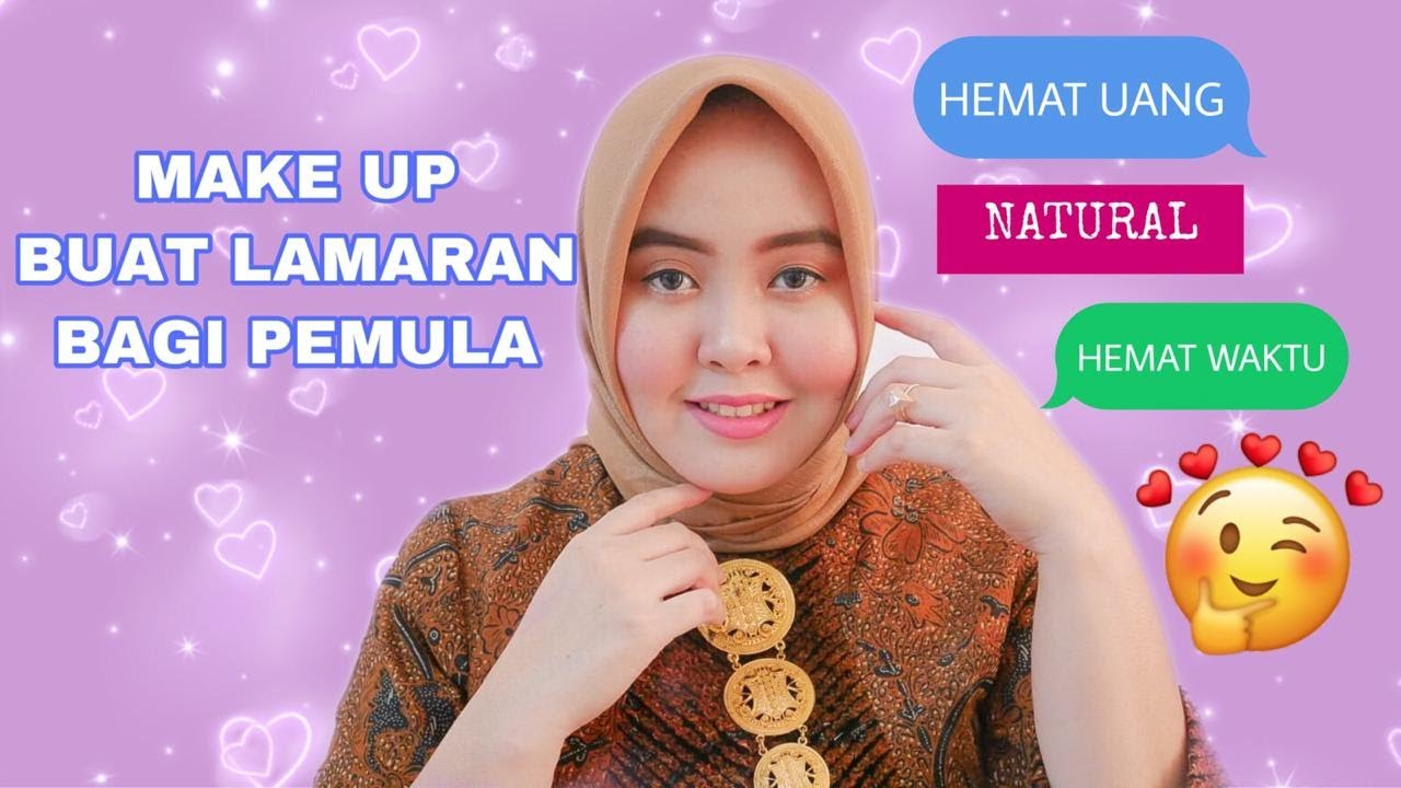 Tutorial Make Up Simple Bagi Pemula