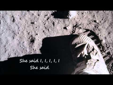 Moon Boots- The Script (lyrics)