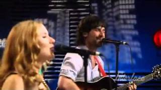 Pete Yorn  Scarlett Johansson   Relator Live The Interface