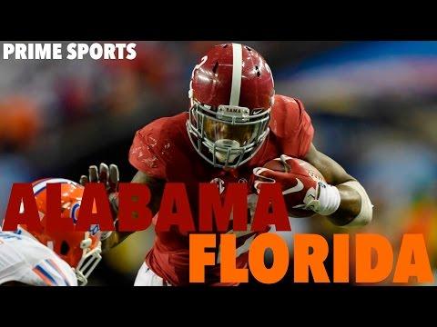 #2 Alabama vs. #18 Florida 2015 Highlights (Prime Sports)
