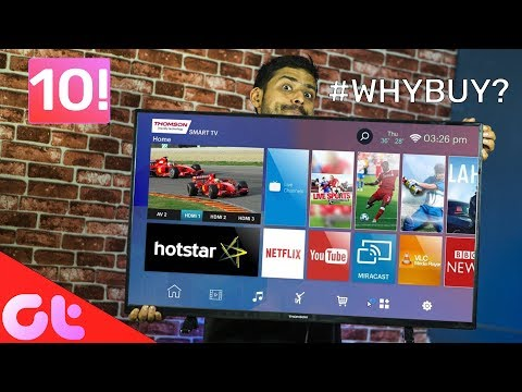 Why Buy   Thomson Smart TV   10 Things You MUST KNOW!   GT Hindi