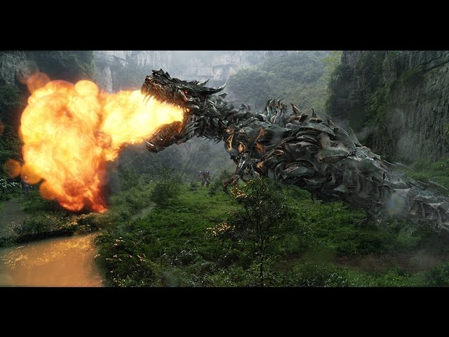 Behind the Magic: The Visual Effects of Transformers Age of Extinction