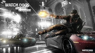 Watch Dogs Walkthrough #1 - Live Commentary PS4 Playthrough Gameplay Let