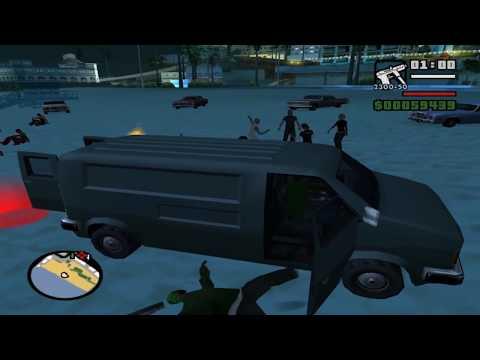 GTA:SA Tutorial: Life's A Beach Skip