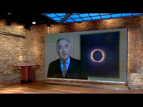 Walter Cronkite reports on 1979 solar eclipse