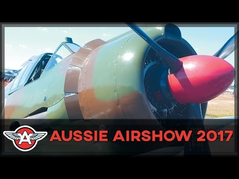 Australian International Airshow 2017