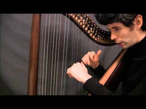 Harp Tuesday Ep. 29 - Learning 'Old English Country Dance'