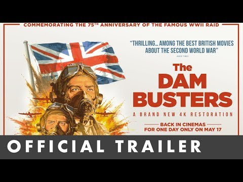 THE DAM BUSTERS - Official Trailer - Newly restored in 4k