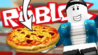 IS THIS THE BEST PIZZA OF THE WORLD?! | Roblox w/Hogaty