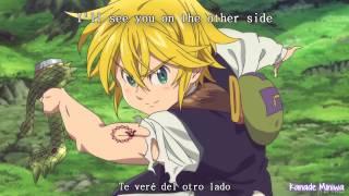 Nanatsu No Taizai Opening 2 Full Sub Español Seven Deadly Sins Man With A Mission