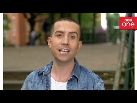 Lifeline appeal by Nick Grimshaw for Youth At Risk - BBC One