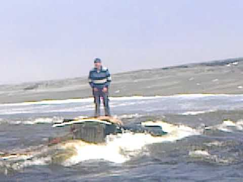 Западное побережье Камчатки река Утка