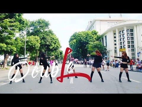 [KPOP IN PUBLIC CHALLENGE] Gashina(가시나) - SUNMI(선미)   Dance cover by DoubleL