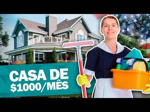 FAXINEIRA compra CASA