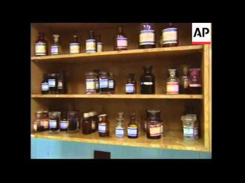 CUBA: HOSPITALS EXPERIENCING SHORTAGE OF RESOURCES
