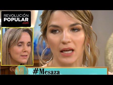 Marcela Kloosterboer cruzó a Gladys González