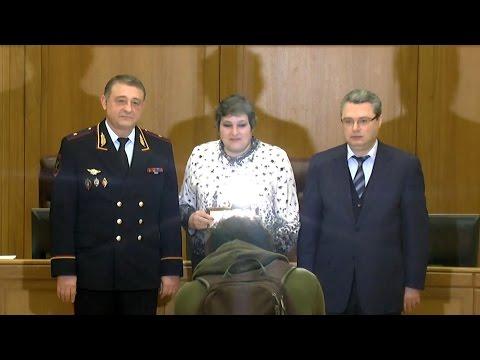 Отчет начальника УВД по ВАО Зиновьева И.В. за 2016 г