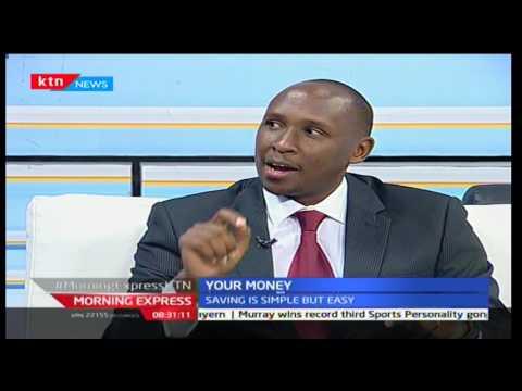 Morning Express KTN - Your Money -December 20, 2016 with Waithaka Gatumia and Michael Gitonga