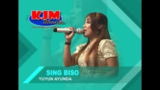 SING BISO VOC. YUYUN AYUNDA KJM MUSIK LIVE MUNCANG ( SAMBA NOISE )