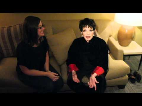 Interview with Liza Minnelli