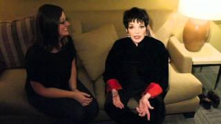 Interview with Liza Minnelli