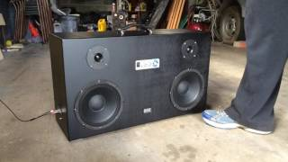 Jimmy DIY V5.0 Boombox