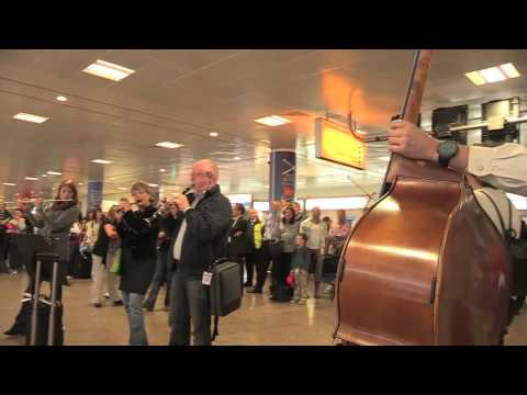 RSNO at Glasgow Airport