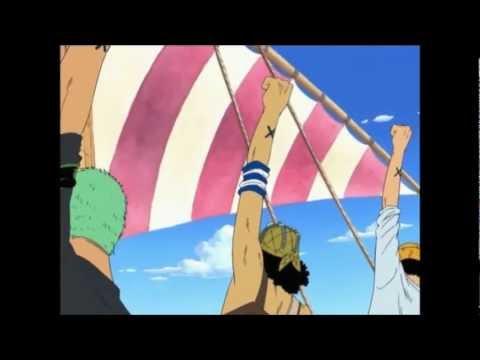 One Piece - Au revoir Vivi! NAKAMA POUR TOUJOURS !!