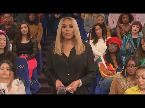 Wendy Williams Admits She's Living in a Sober House