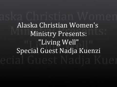 Living Well with Nadja Kuenzi