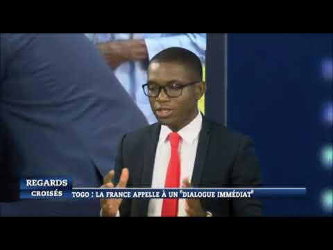 TOGO : Situation politique, débat dans l'émission Regards Croisés de New World TV du 26 / 10 / 2017