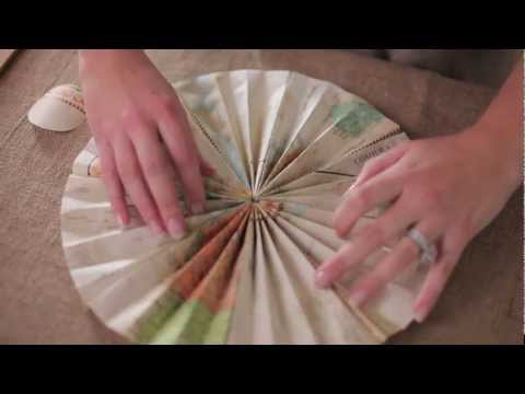How to Make Paper Medallions for a Young Explorer's Birthday Party | Pottery Barn Kids