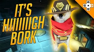 Overwatch Funny & Epic Moments 111 - IT'S HIIIIIGH BORK! - Highlights Montage