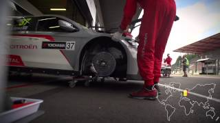 One year to win - Citroën WTCC 2014
