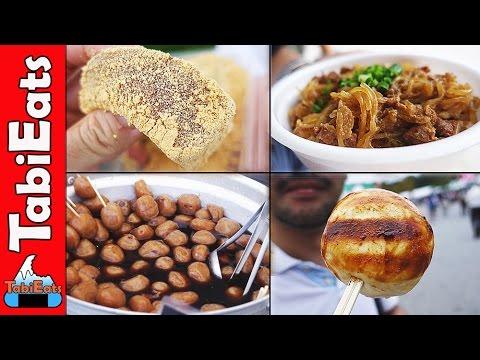 Street Food Japan-Spider Lily Festival 2016