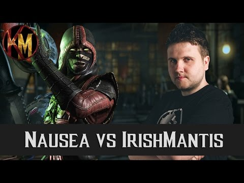 MKXL - Nausea (Spectral) vs Irish Mantis (Stunt Double/A-List) - Commentated FT10