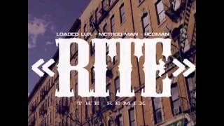 Loaded Lux Ft. Method Man & Redman- Rite [Instrumental]