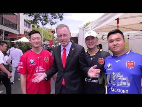 Street party招兵买马 | Adelaide Chinatown | auWEtv
