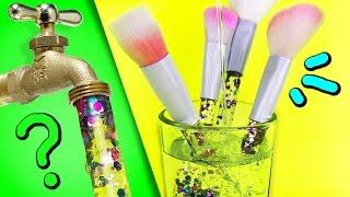 diy-liquid-glitter-makeup-brushes