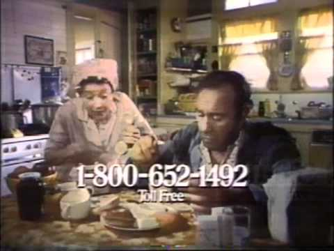 Crocker Bank commercial 1978