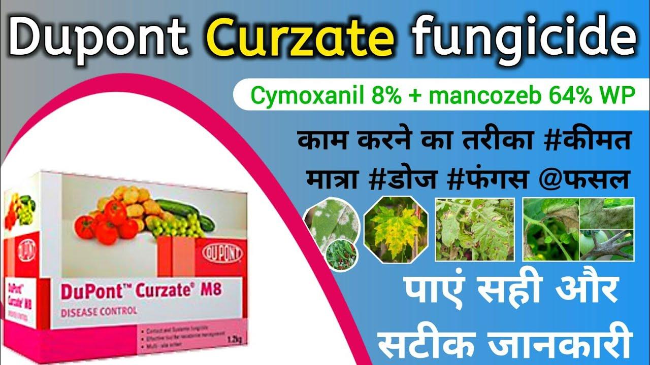 DuPont Curzate Fungicide | Curzate | #TAAC