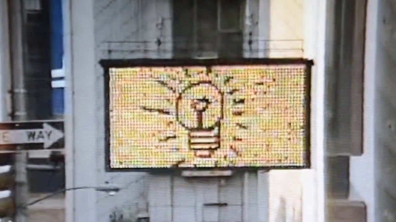 Keith Haring Rotterdam Expo (times square) - YouTube