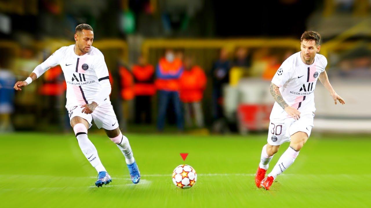 Genius Plays in Football 2022 ᴴᴰ